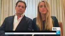 Depp's 'sarcastic' apology video goes viral