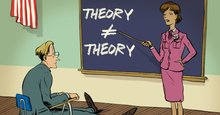 In Science, It's Never 'Just a Theory'