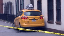 Cab Jumps Curb, Pins Woman in Greenwich Village: NYPD