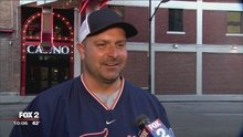 Roseville man catches five foul balls at Tigers game