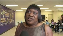 Vigil held in East St. Louis for victims of violent crime