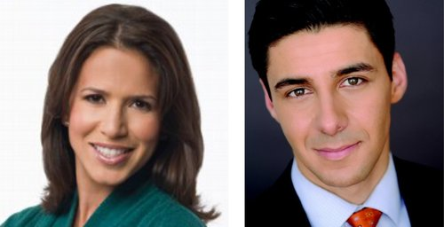 Two new morning anchors for WPIX New York