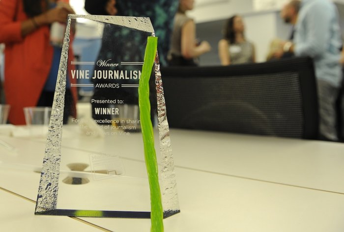 Announcing the winners of the Vine Journalist Awards