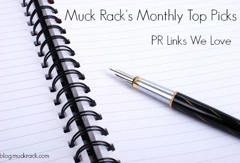 Muck Rack's monthly top picks: 6 links we loved in October