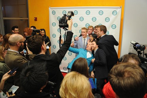 Here's what you missed on the Shorty Awards red carpet