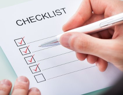 Before you hit send-a press release checklist