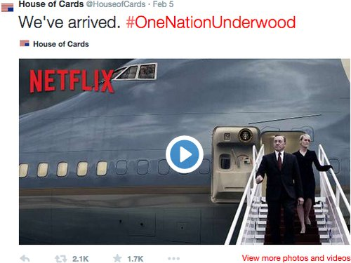 A hand from the House of Cards: highlights from the first two seasons all communicators can relate to