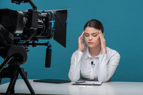 Look live! TV tips for newspaper reporters