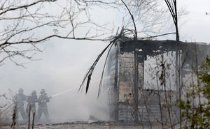 Fund for volunteer firefighters is flush, but only part of it is spent