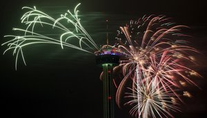 Fireworks unrestricted in Bexar County for New Year's holiday