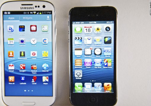 Apple vs. Samsung: A peace treaty - CNN.com