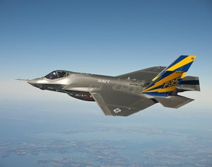 Flawed F-35 Fighter Too Big to Kill as Lockheed Hooks 45 States