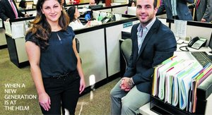 Millennial bosses: A new generation in charge (paywall)