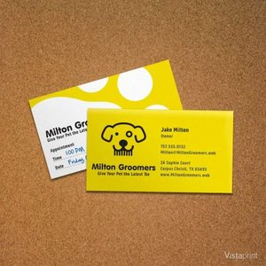 Business cards see rebirth in digital age