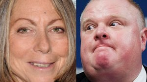 Why Rob Ford Still Has A Job And Jill Abramson Doesn't