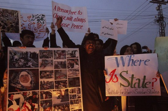 Pakistan's Hazara Shias living under siege