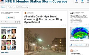How news orgs are using RebelMouse for blizzard, Fashion Week | Poynter.