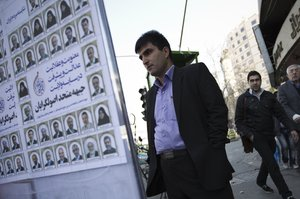 Vote to test unity of Iran's conservatives