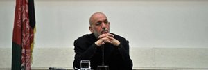 Karzai&#39;s team clash over relations with US