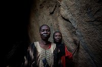 Nuba: the struggle for survival - Images by Paulo Nunes dos Santos