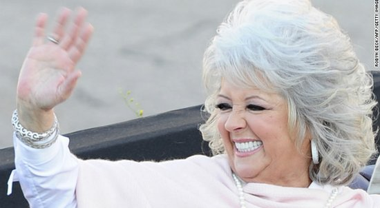 Paula Deen - From the frying pan to the firestorm