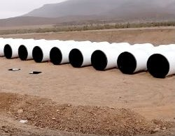 Hyperloop Gets Rolling With Ginormous Tubes