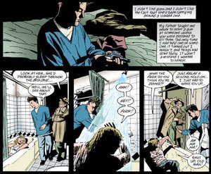 Humble Beginnings: Ed Brubaker's 'Scene of the Crime'