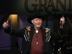 Country singer Jack Greene dies