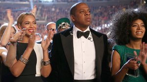 Beyonce, Jay Z and Solange Walk Into An Elevator...
