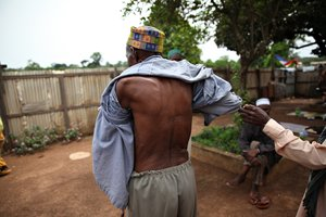 In Central African Republic, a town embodies the nation's conflict