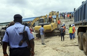 Nigeria mum on probe into fatal church building collapse
