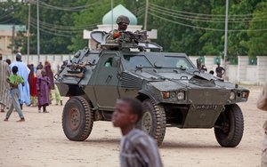 Why Nigeria's military is losing the battle against Boko Haram