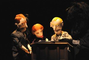 "Puppets Reflect a Nation's Crisis |  In ""Saga,"" Wakka Wakka explores Iceland's economic collapse"