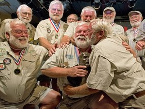 Travel | Bearded Hemingway look-alikes to storm Florida Keys island