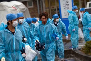 Japan | Workers exposed to radiation at Fukushima days after country's pleas for help