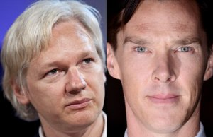 Film News | Julian Assange tells Benedict Cumberbatch: 'Fifth Estate' will 'depict me and my work...