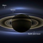 Outer Space | NASA spacecraft snaps Saturn, Earth, Venus, Mars in a rare image