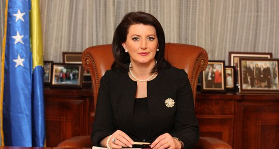 Kosovo | Kosovo's first woman president hopes for European integration