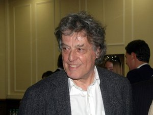 Tom Stoppard to receive the 2013 PEN/Pinter Prize - The Journalist.ie