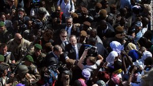 French president to visit Mali this weekend