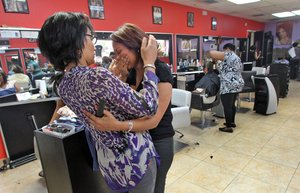 Salon shooting Dominican Orlando: Salon shooting reveals deep ties of Central Florida's Dominican...