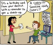 Birthday etiquette for Facebook postings