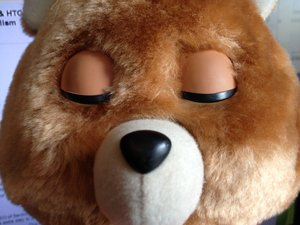 BearDuino: Hacking Teddy Ruxpin with Arduino