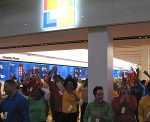 A Store That's The Apple Of Microsoft's Eye : Discovery News