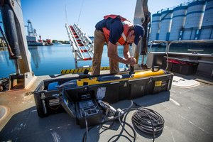 Deep sea stations could recharge underwater robots - The Boston Globe