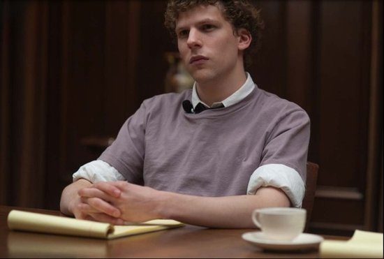 The Social Network Star Jesse Eisenberg Discusses Mark Zuckerberg, Turning Down NYU