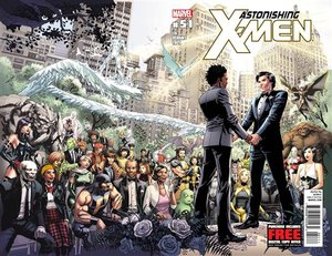 AP: Marvel Comics plans wedding for gay hero Northstar - Modern Mythology