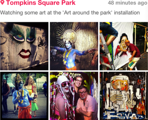 Now's iOS App Ties Instagram Photos to Venues to Uncover Local Events