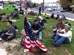 Why Occupy protesters marched from Wall Street to D.C.