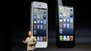 Apple launches taller iPhone 5 compatible with 4G network - ITV News